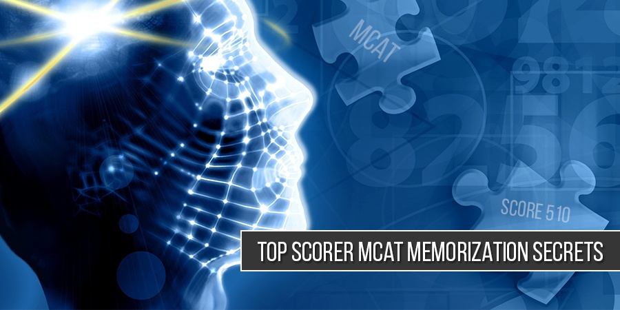 mcat memorization secrets strategies