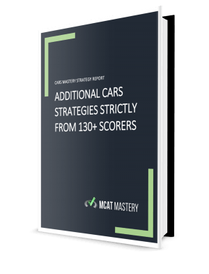 CARS Mastery: 130+ Scorer CARS Strategies To Increase Your