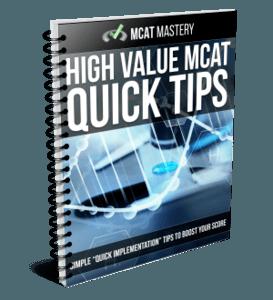 mcat tips