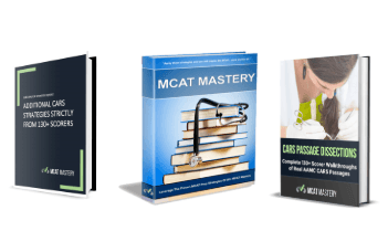 MCAT Mastery Guides