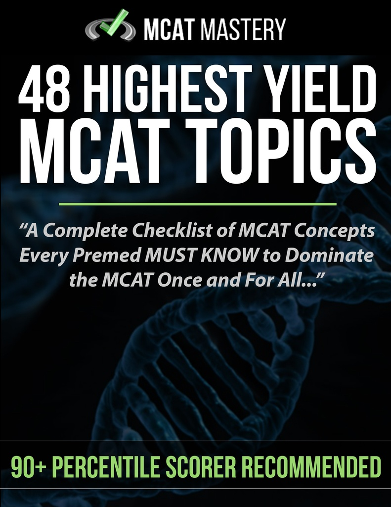 How To Get A High MCAT Score: 510+ Scorer Strategies To Decode MCAT