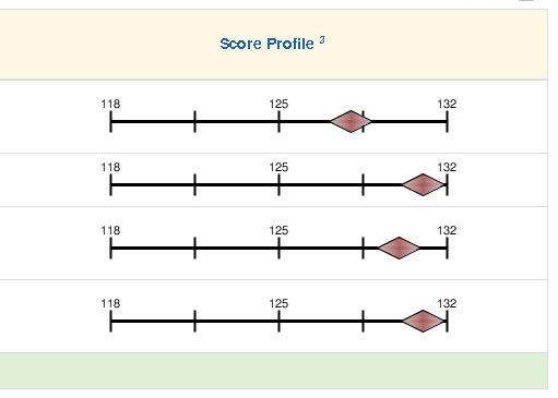 MCAT Score Profile Template