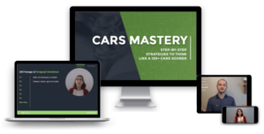 CARS Mastery Course Inside Look