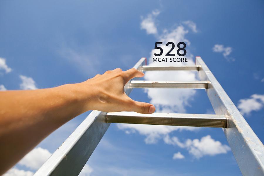 perfect mcat score: 528