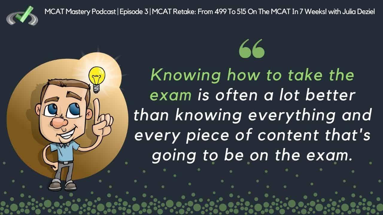 mcat episode 3