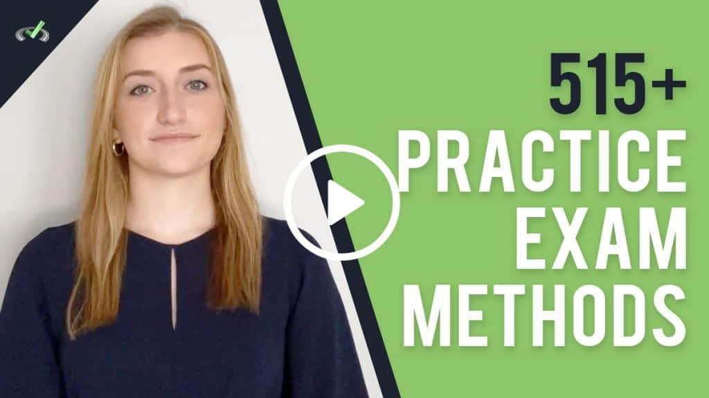 Video 3- MCAT Practice Exam Methods To Dominate